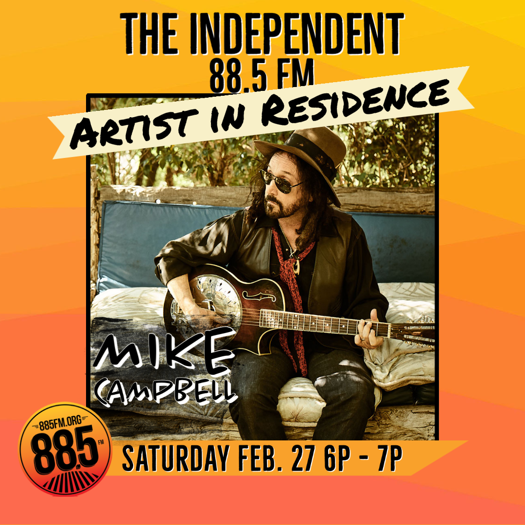 Mike Campbell 88.5 FM